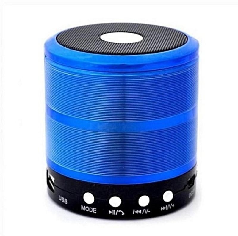 obin WS-887 5 W Bluetooth Speaker(Blue, Mono Channel)