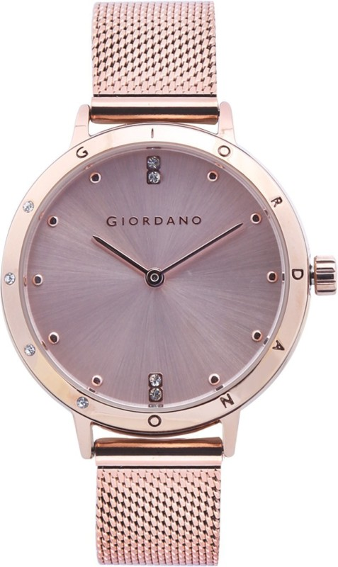 Giordano A2085-11 Analog Watch - For Women
