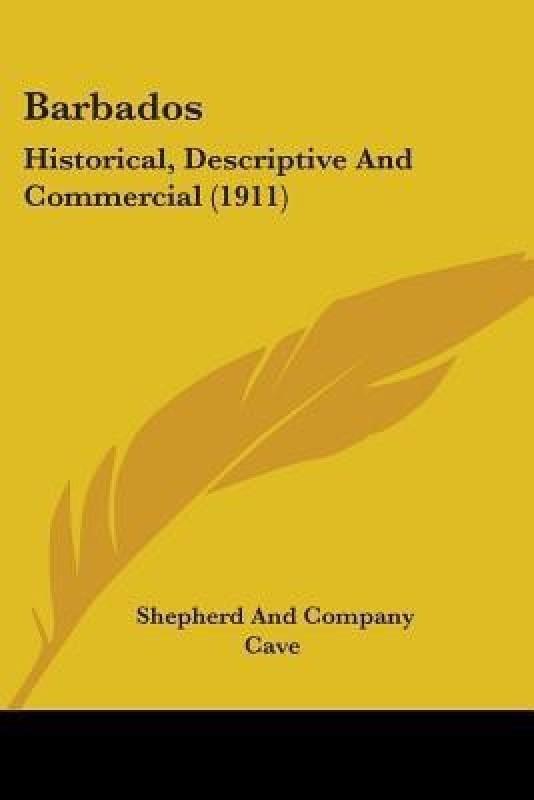 Barbados(English, Paperback, Cave Shepherd, Co)