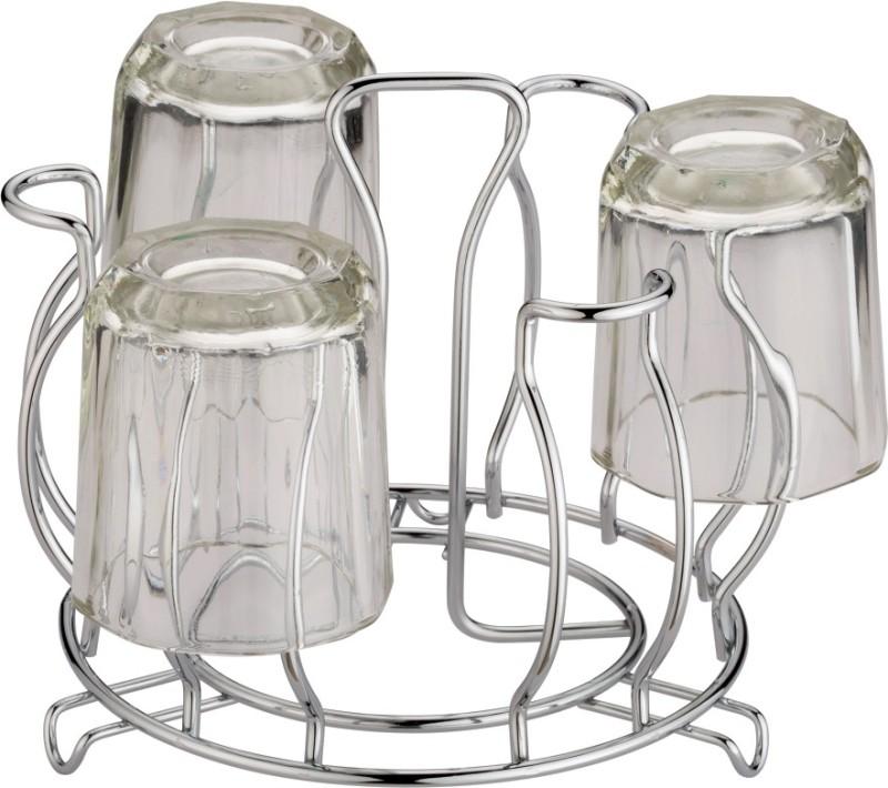 Arni 16ARGS02 Stainless Steel Glass Holder