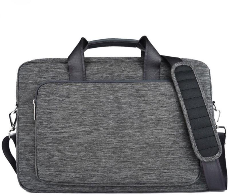 Wiwu 13.3 inch Laptop Messenger Bag(Black)