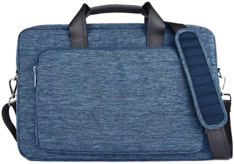Wiwu 13.3 inch Laptop Messenger Bag(Blue)