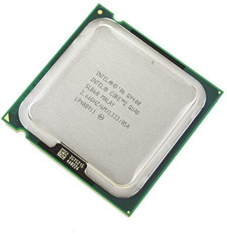 Intel 2.66 GHz LGA 775 Q9400 Processor(Silver)
