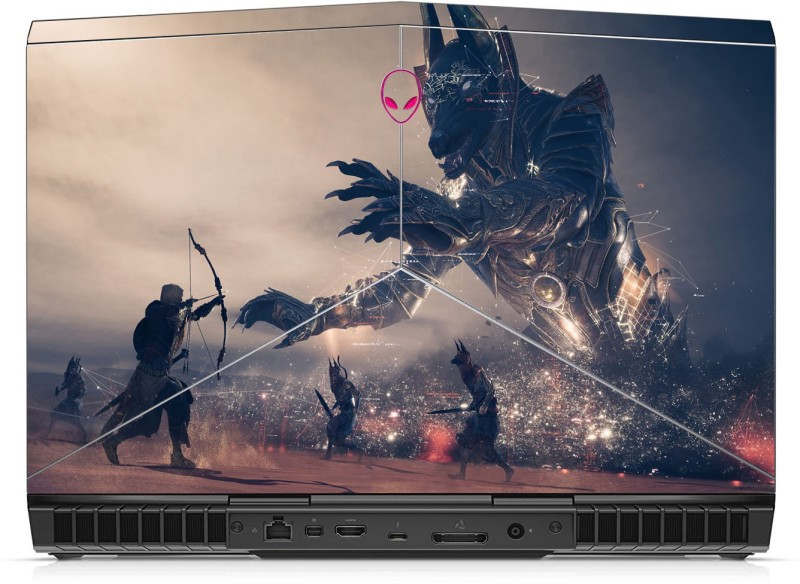 GADGETS WRAP Printed Assassins Creed Origins 5k Skin For 13 R3 Laptop (Top Only) Vinyl Laptop Decal 13.5