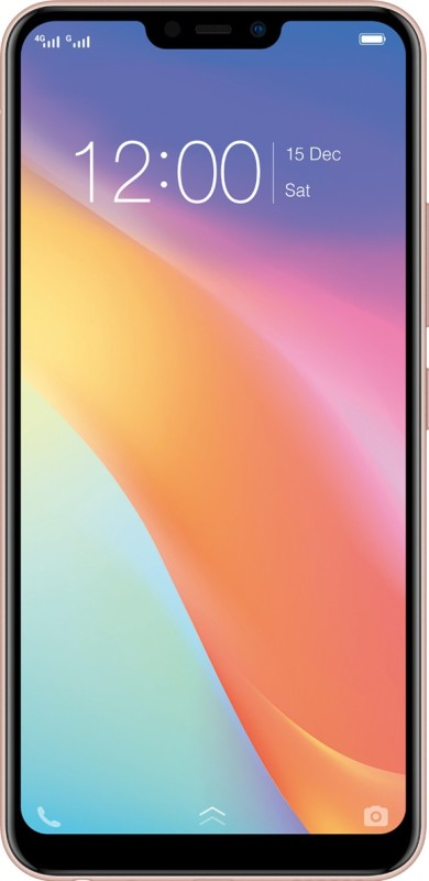 Vivo Y81i (Gold, 16 GB)(2 GB RAM)
