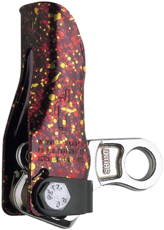 Petzl SHUNT Rappel back-up ascender Assisted Braking Belaying Device(Multicolor)