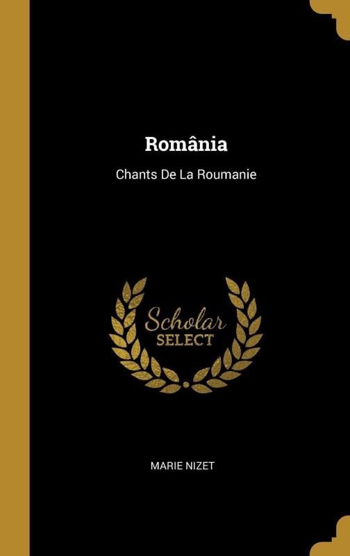 Romania(French, Hardcover, Nizet Marie)