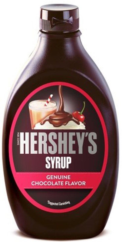 Hershey's Chocolate Syrup, 623g(623 g)