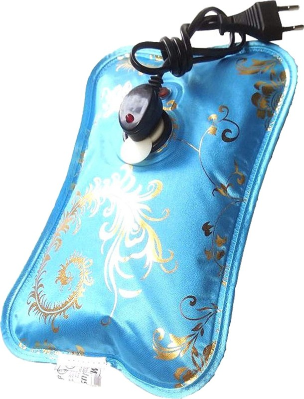 Aryshaa Electrothermal Hot Water Bag, Electric Heating Gel Pad-Heat Pouch Hot Water Bottle Bag, Electric Hot Water Bag, Heating Pad for Joint, Muscle Pains, Warm Water Bag Many Colours And Designs Electric 1 L Hot Water Bag(Multicolor)