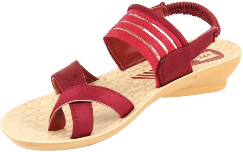 VKC PRIDE Girls Slip-on Sports Sandals