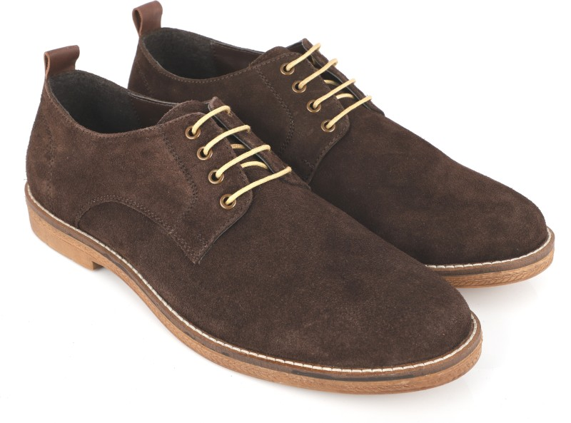 Freacksters Boots For Men(Brown)