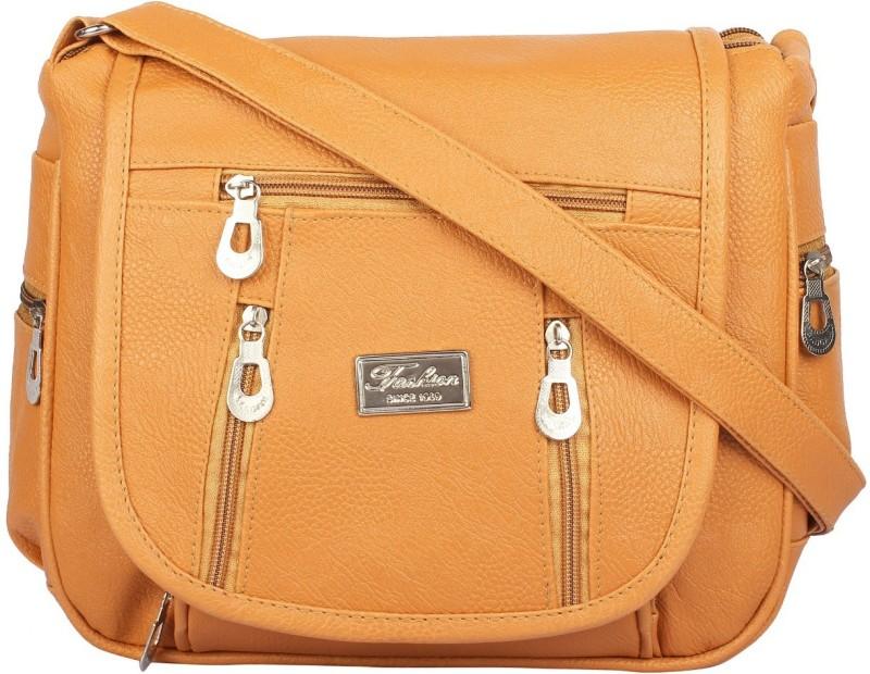 SAHAL Tan Sling Bag