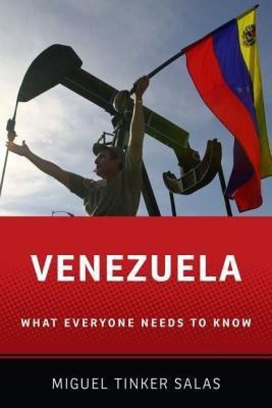 Venezuela(English, Paperback, Tinker Salas Miguel)