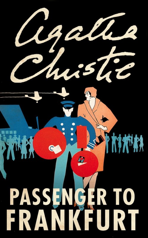 Passenger to Frankfurt(English, Paperback, Christie Agatha)