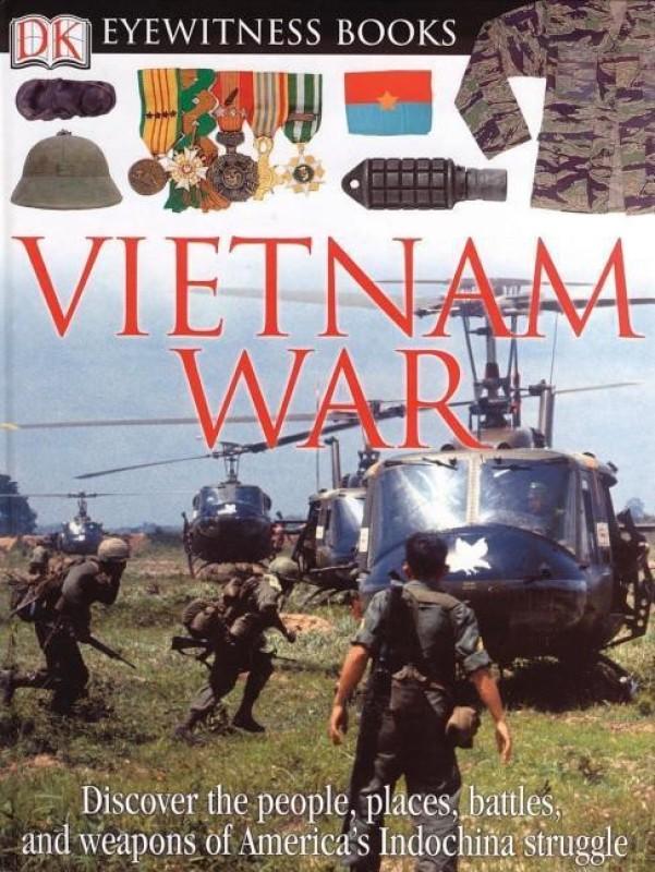 Vietnam War(English, Hardcover, DK)