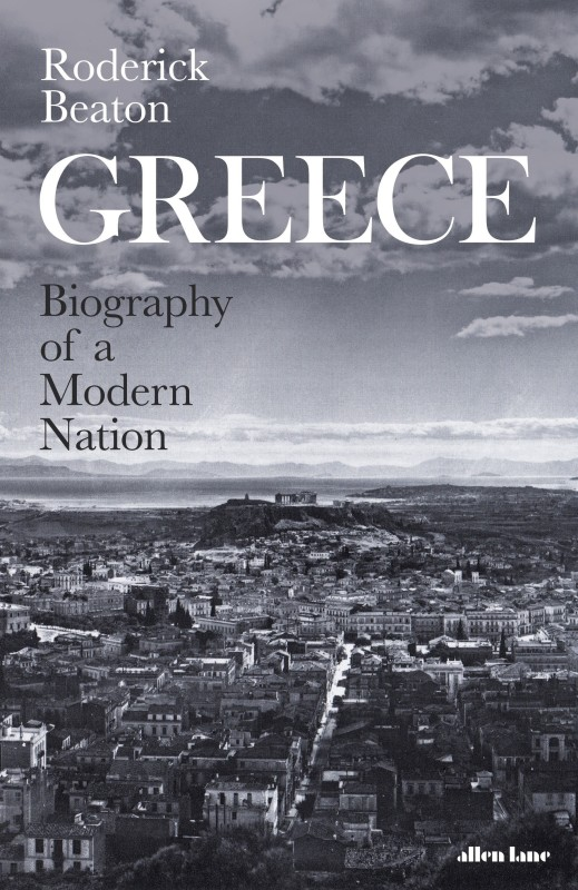Greece(English, Hardcover, Beaton Roderick)