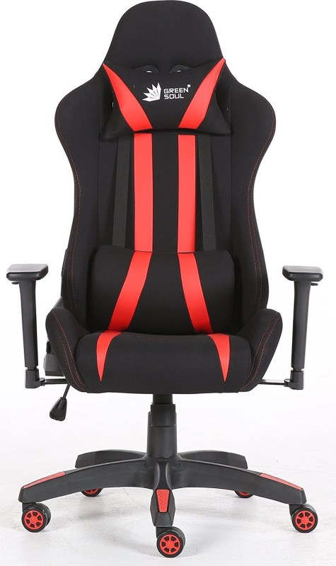 Terrific Blue Premium Synthetic Leather Swivel Chair With Headrest Machost Co Dining Chair Design Ideas Machostcouk