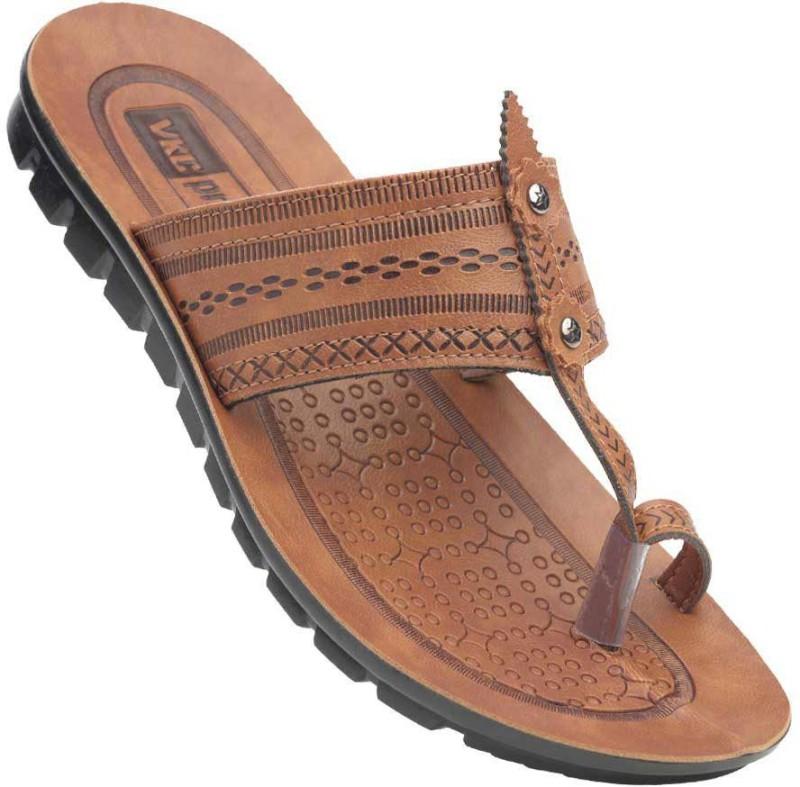 VKC PRIDE Men Tan 21111 Sandals