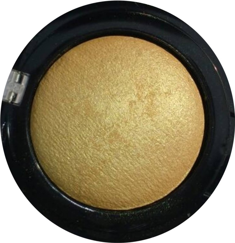 Silky Soft Cream eyeshadow baked 10 g(yellow gold)
