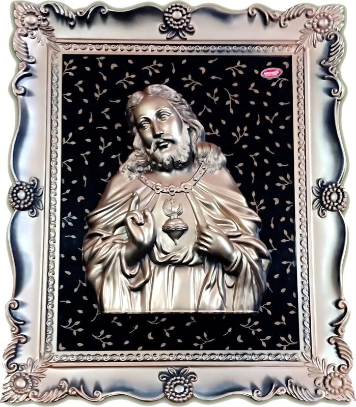 PEEGEE JESUS Religious Frame