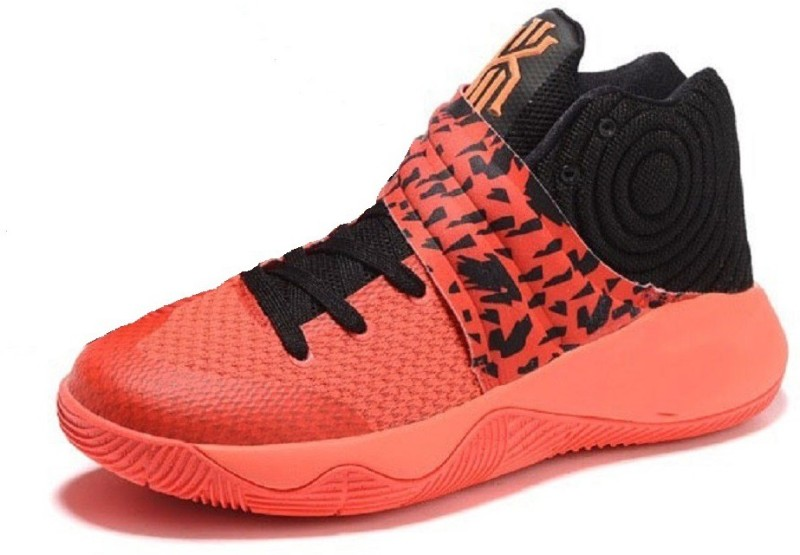 Air Sports Kyrie 2 inferno Training & Gym Shoes For Men(Orange)