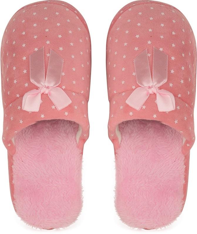 DRUNKEN Slipper For Women's Flip Flops House Slides Home Carpet Pink Sandals Slides