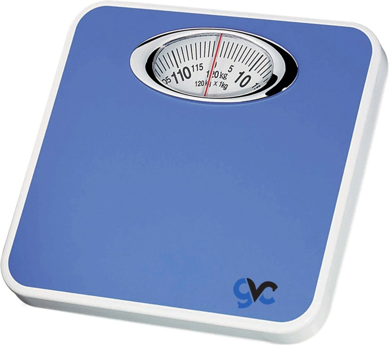 GVC Iron-Analog Weighing Scale(Blue)