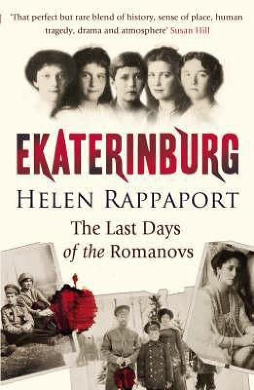 Ekaterinburg(English, Paperback, Rappaport Helen)