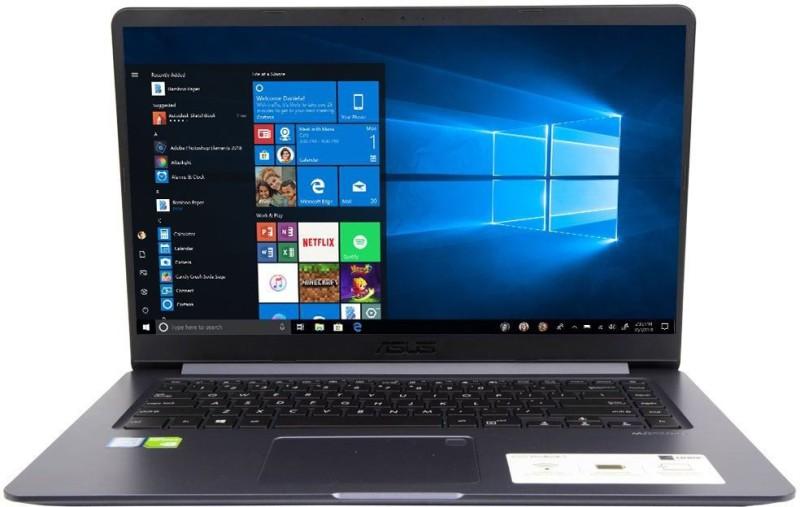 Asus Vivobook Core i5 8th Gen - (4 GB + 16 GB Optane/1 TB HDD/Windows 10 Home/2 GB Graphics) X510UF-EJ592T Laptop(15.6 inch, Dark Grey)