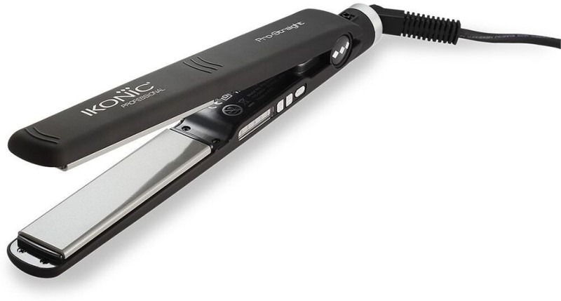 Ikonic Pro Straight Hair Straightener(Black)