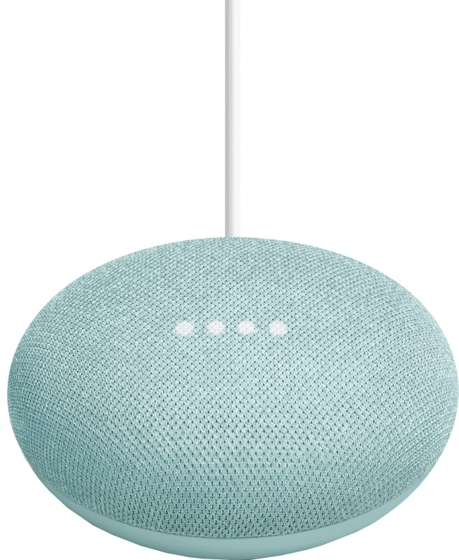 Google Home Mini(Aqua)