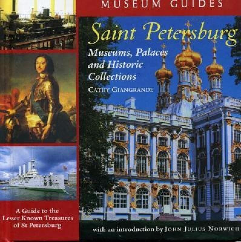 Saint Petersburg(English, Hardcover, Giangrande Cathy)