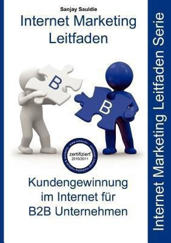 Internet Marketing B2B(German, Paperback, Sauldie Sanjay)