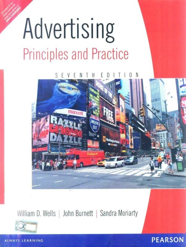 Advertising(English, Paperback, Professor Wells William D.)