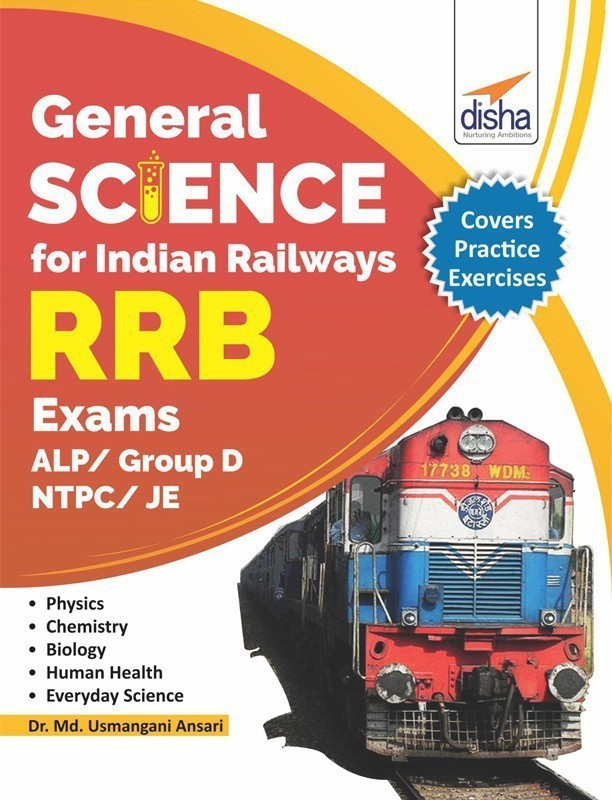 General Science for Indian Railways RRB Exams - ALP/ Group D/ NTPC/ JE(English, Paperback, unknown)