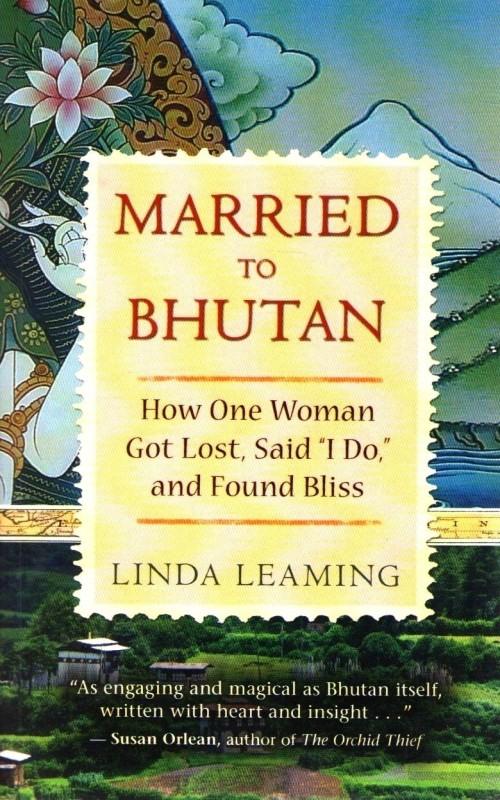 Married to Bhutan(English, Paperback, Leaming Linda)