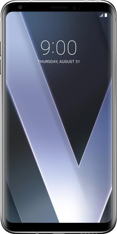 LG V30+ (Silver, 128 GB)(4 GB RAM)