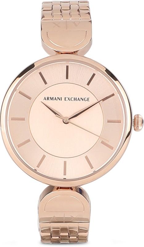 Armani Exchange AX5328 Brooke Analog Watch - For Women