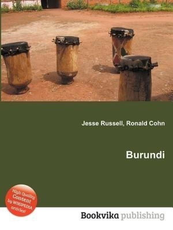 Burundi(English, Paperback, Russell Jesse)