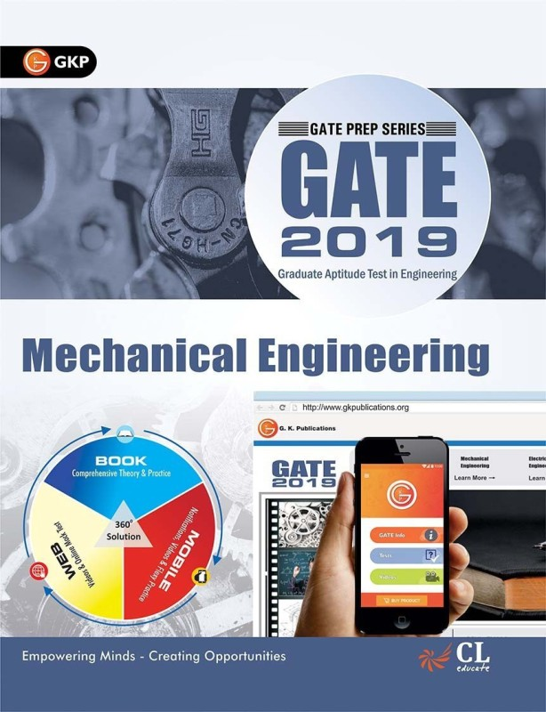 Gate Guide Mechanical Engineering 2019 - GATE Mechanical Engineering(English, Paperback, unknown)