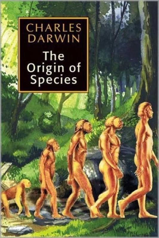 The Origin of Species(English, Hardcover, Darwin Charles)