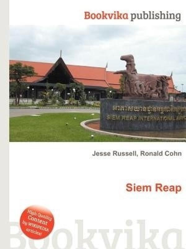 Siem Reap(English, Paperback, Russell Jesse)