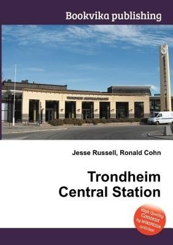 Trondheim Central Station(English, Paperback, unknown)