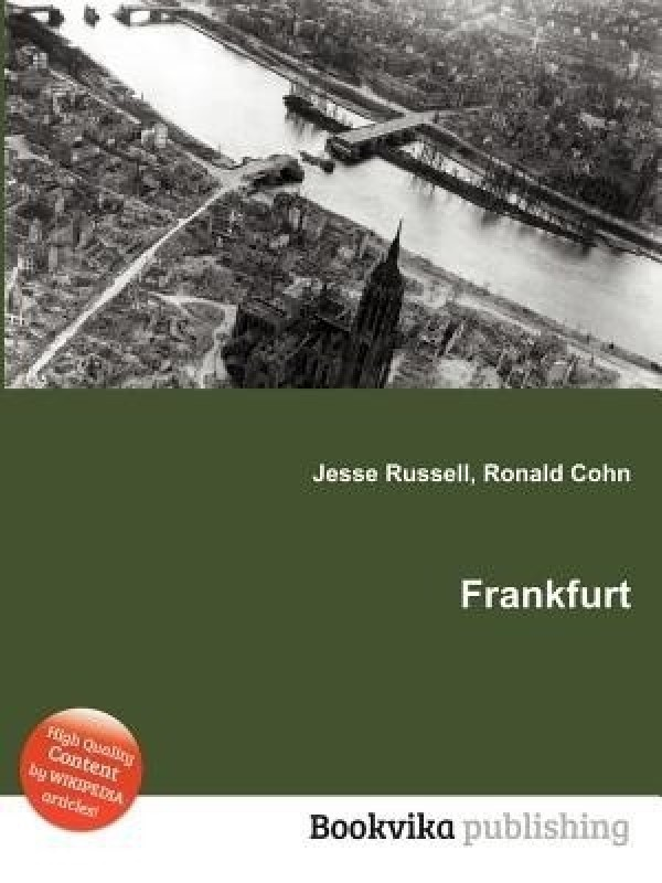 Frankfurt(English, Paperback, unknown)