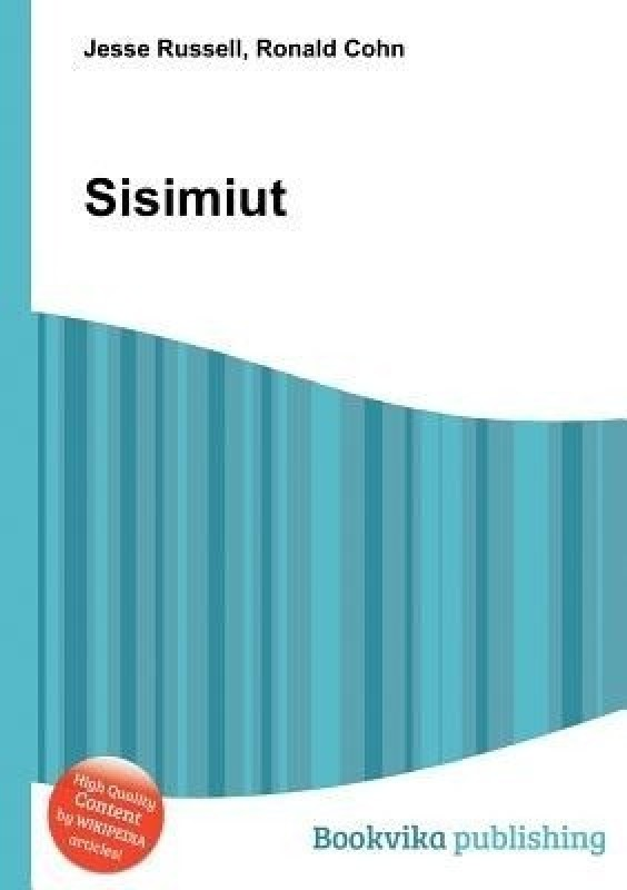 Sisimiut(English, Paperback, unknown)