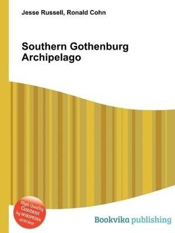 Southern Gothenburg Archipelago(English, Paperback, unknown)