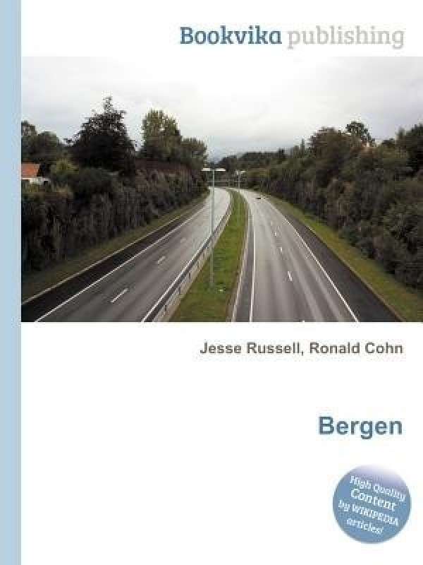 Bergen(English, Paperback, unknown)