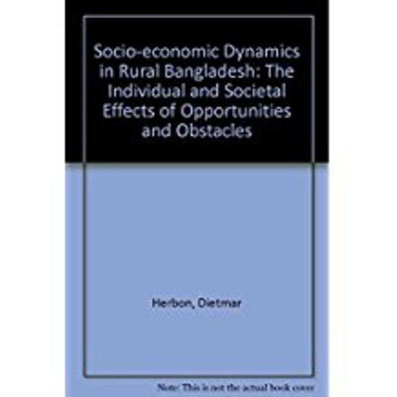 Socio-economic Dynamics in Rural Bangladesh(English, Hardcover, Herbon Dietmar)
