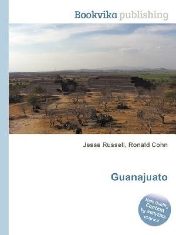 Guanajuato(English, Paperback, unknown)