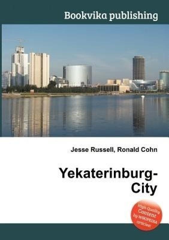 Yekaterinburg-City(English, Paperback, unknown)